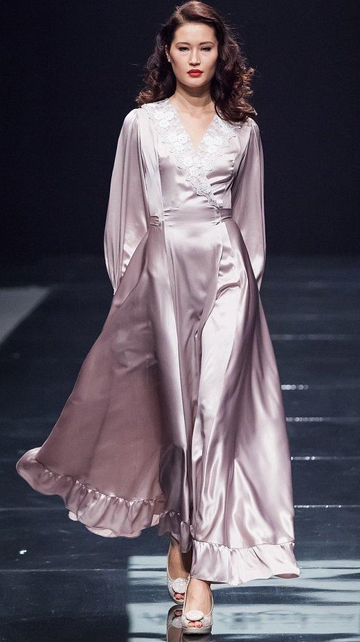 Платье батист высокая мода