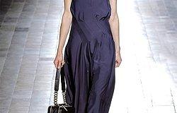 Фасоны и модели платьев из шелка