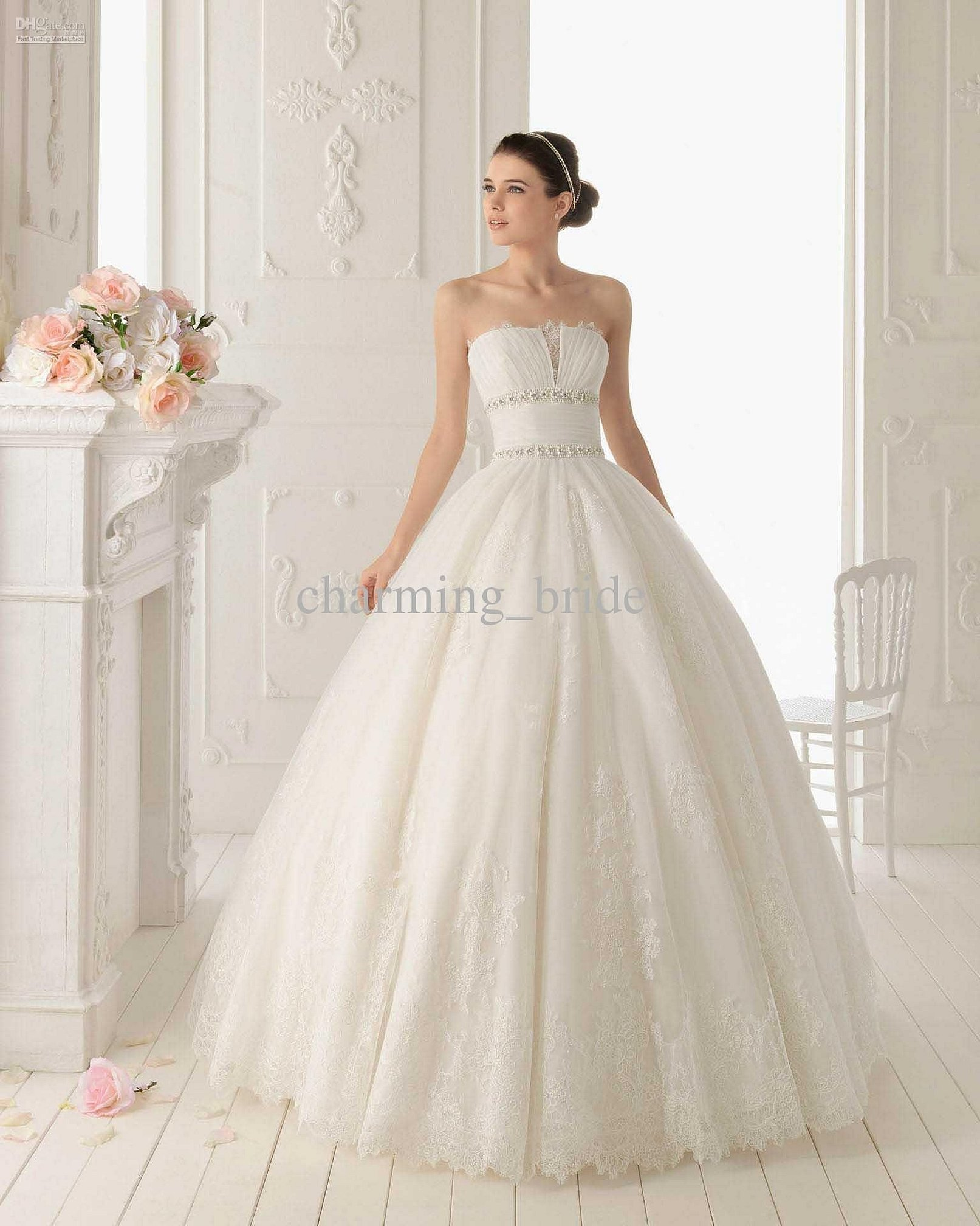 Свадебные платья aire barcelona