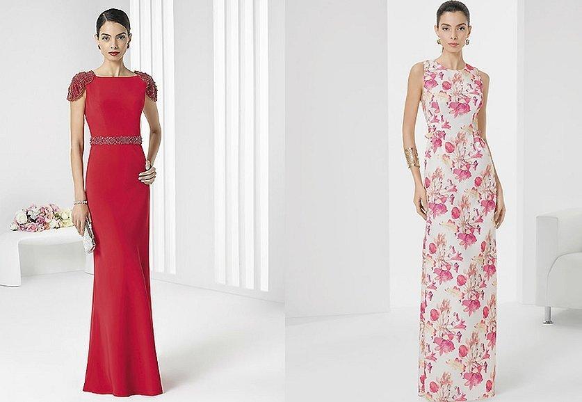 Rosa clara вечерние платья
