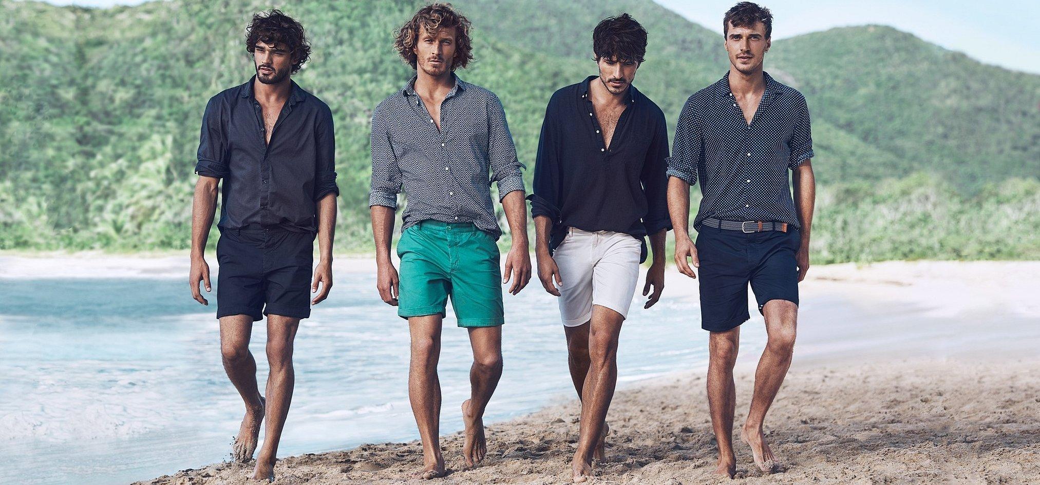 Мужская одежда на лето