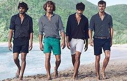 Как выбрать мужскую льняную рубашку с длинным рукавом