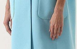 Фасоны пальто с рукавом три четверти