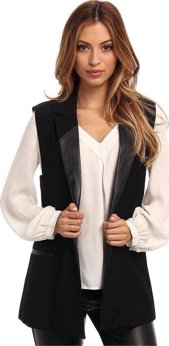 Безрукавка пиджак