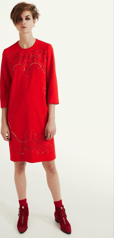 Zara shift dress