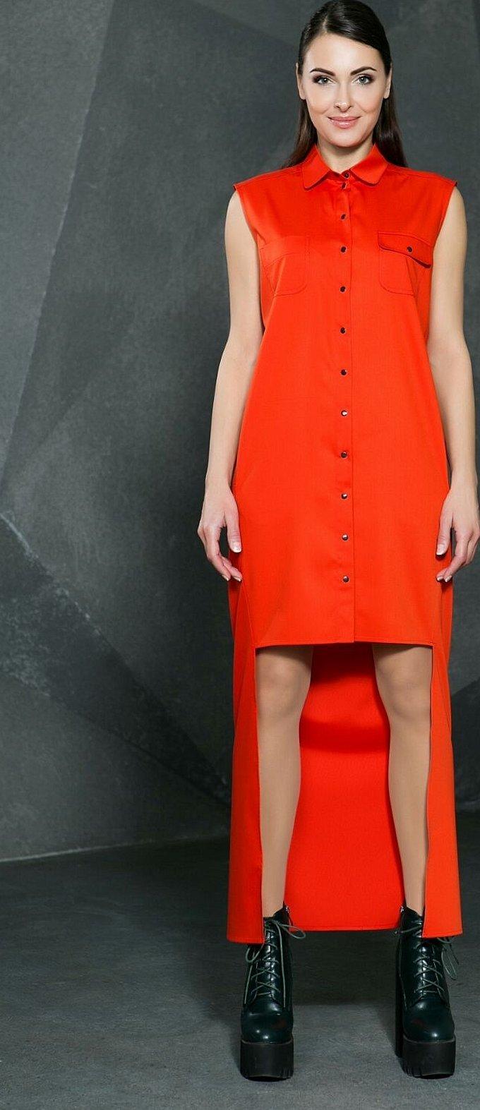 Коллекция валентино платья красное
