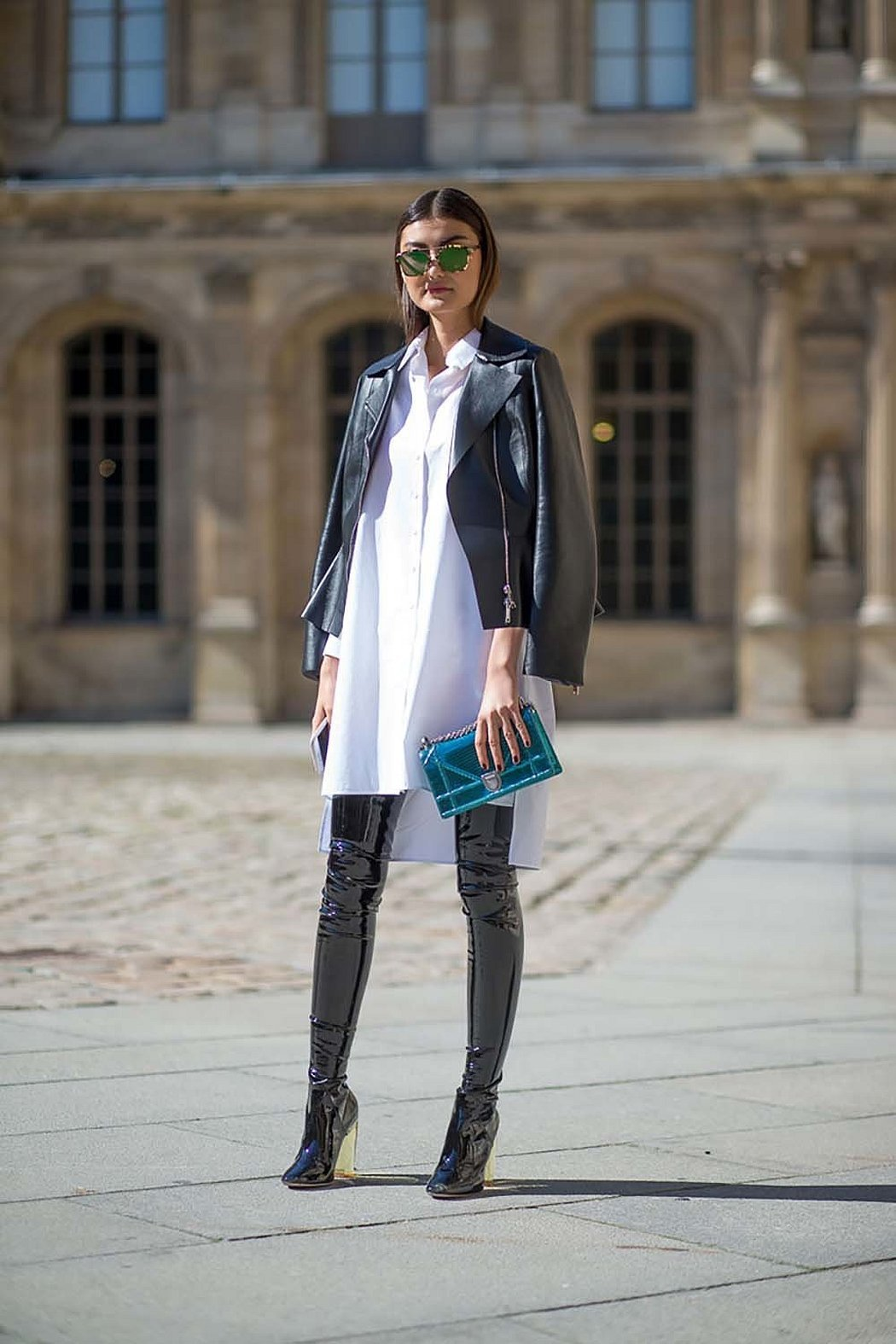 Мода в париже