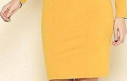 Фасоны платьев с длинным рукавом