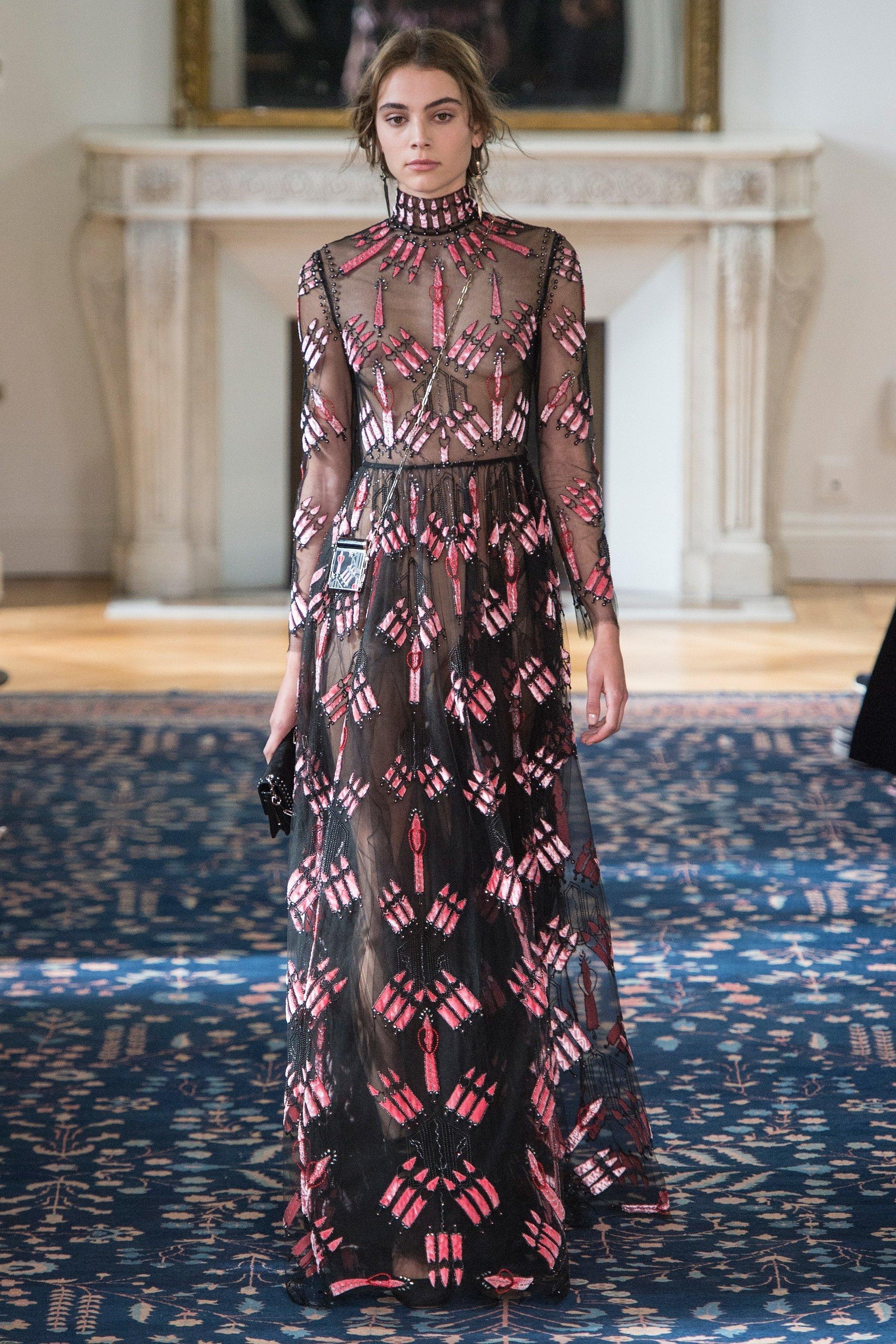 Платье валентино