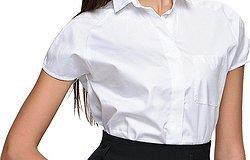 Фасоны женских рубашек с коротким рукавом