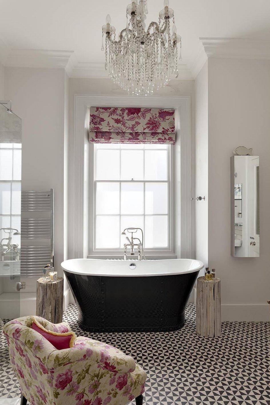 Ванная комната в стиле