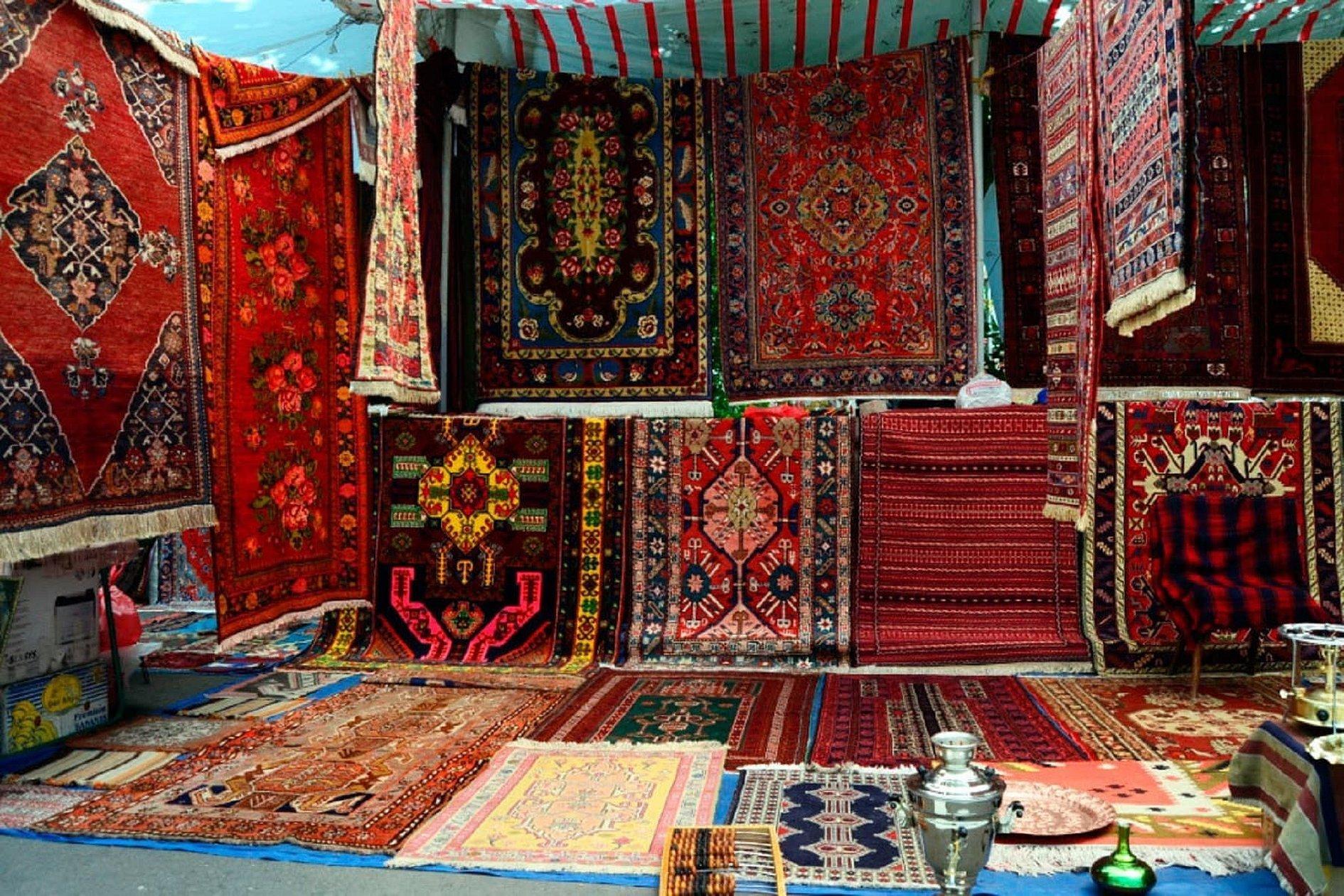 Армянский ковер ссср
