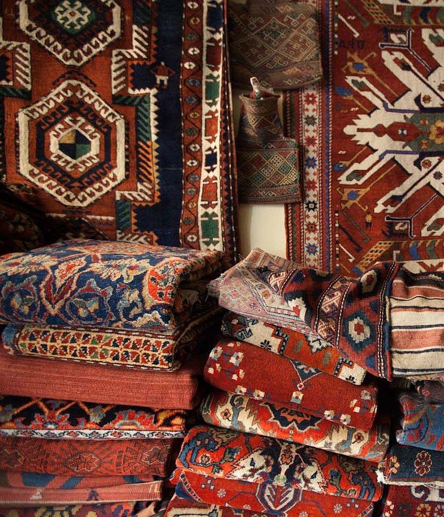 Ковры дагестанские ковроделие