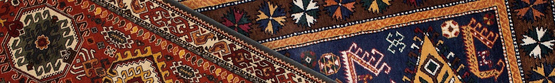 Национальная армянская ткань орнамент