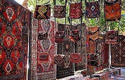 История армянского ковра