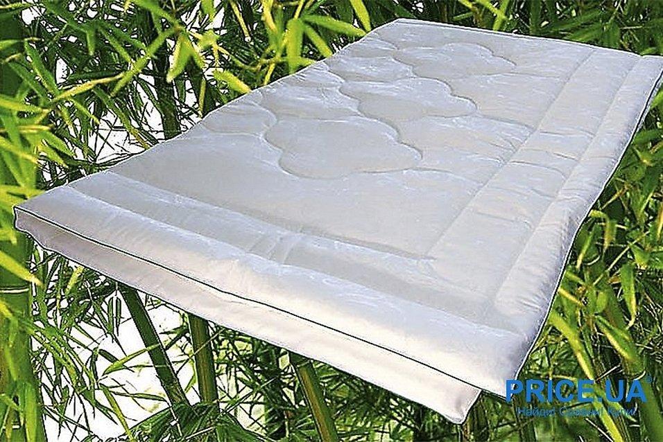 Делюкс одеяло бамбук василиса
