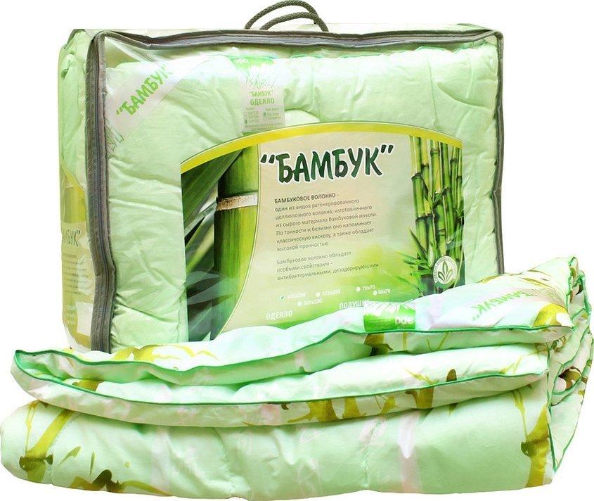 Одеяло бамбук стеганое