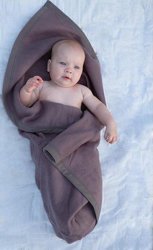 Полотенце для новорожденных