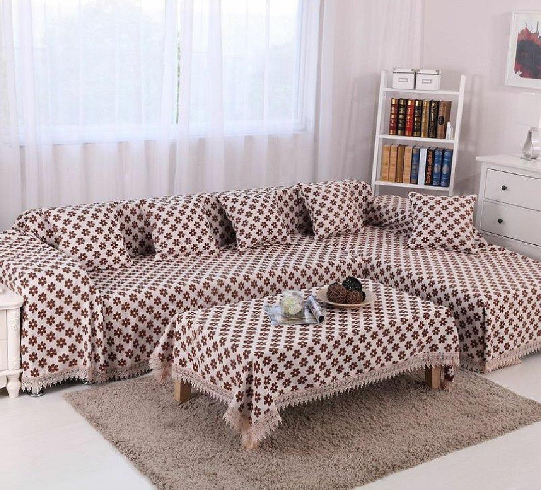 Эластичная накидка на диван