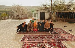 Дагестанский ковер: история производства