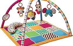 Развивающий коврик для ребенка: как выбрать лучший вариант?
