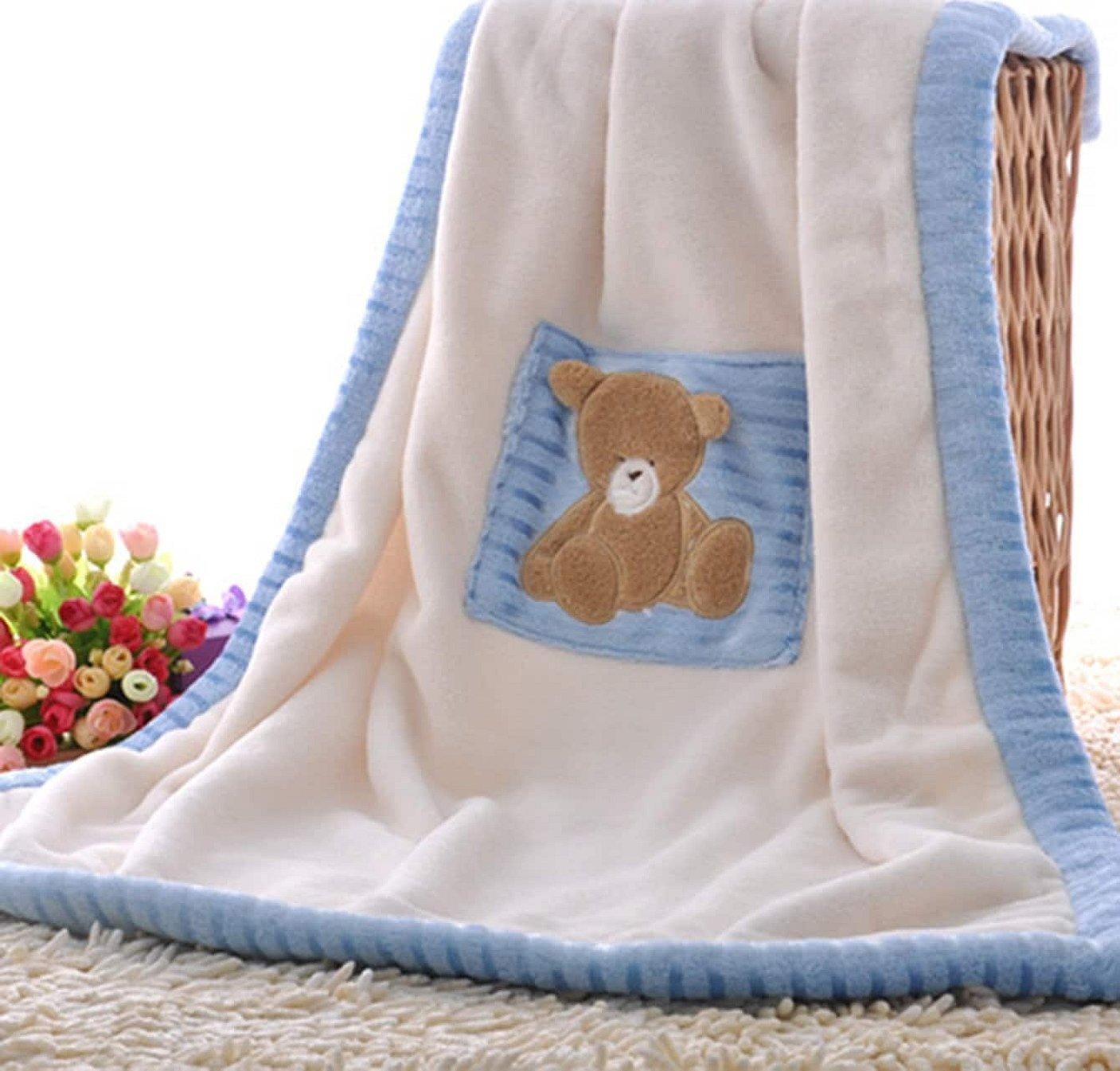 Мягкое одеяло для малышей
