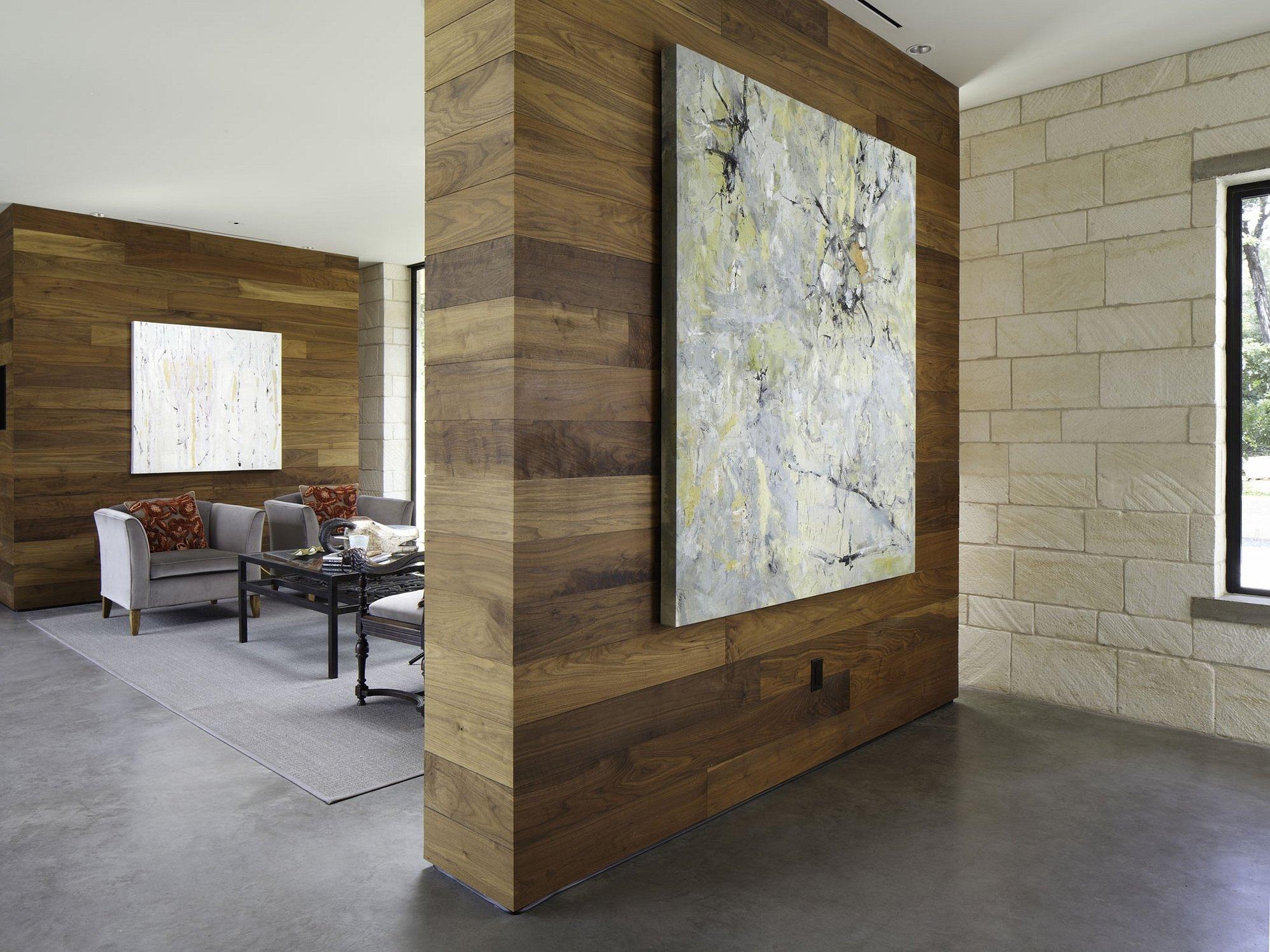 Деревянные панели для внутренней отделки стен