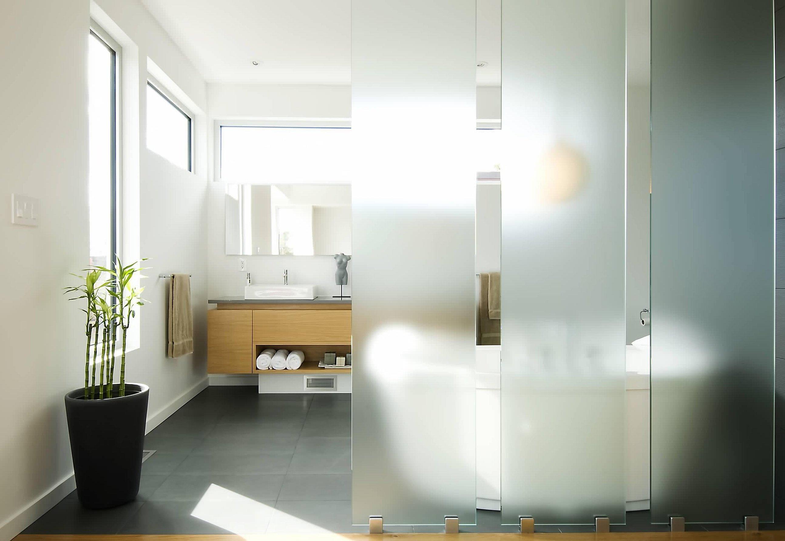 Ванная комната современная