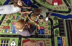 Выбираем ковер в детскую комнату: гид по выбору