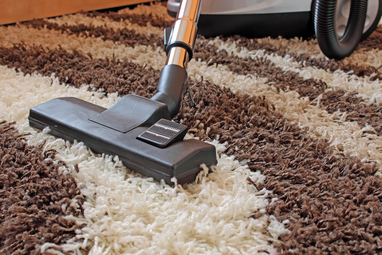 Пылесос для чистки ковров с длинным ворсом