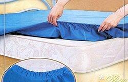 Как сложить простыню на резинке: несколько советов по хозяйству