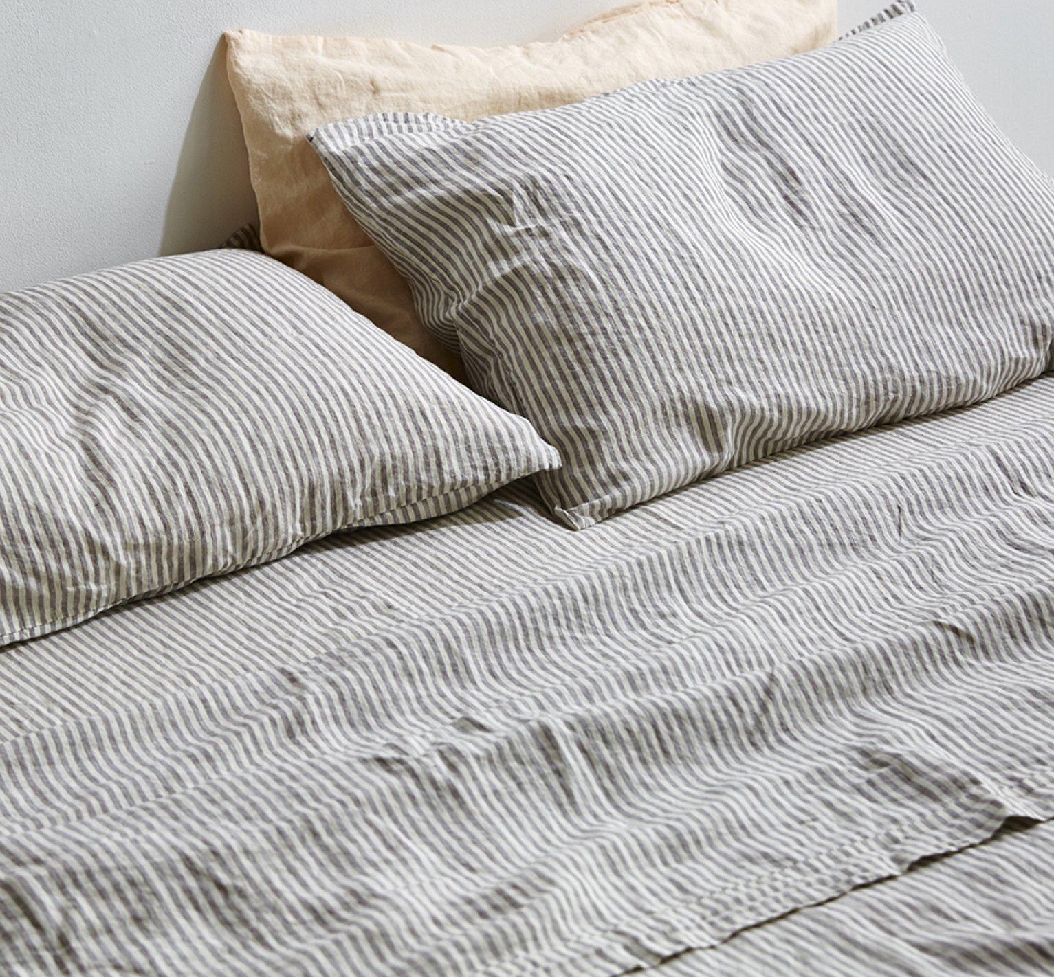 Наволочки подушки из льна