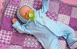 Какое одеяло выбрать для новорожденного: предлагаем варианты