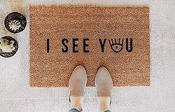 Хенд-мейд коврик для дома: своими руками коврик для прихожей
