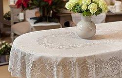 Оденьте свой стол: стелить или не стелить скатерть?