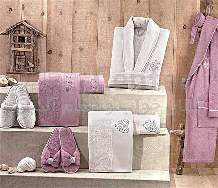 Belinda банный халат полотенце