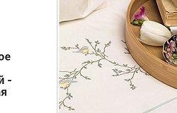 Постельное белье с вышивкой - элегантная роскошь. Вышитое постельное белье - где купить, как стирать вышивку