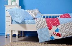 Размеры для детского постельного белья