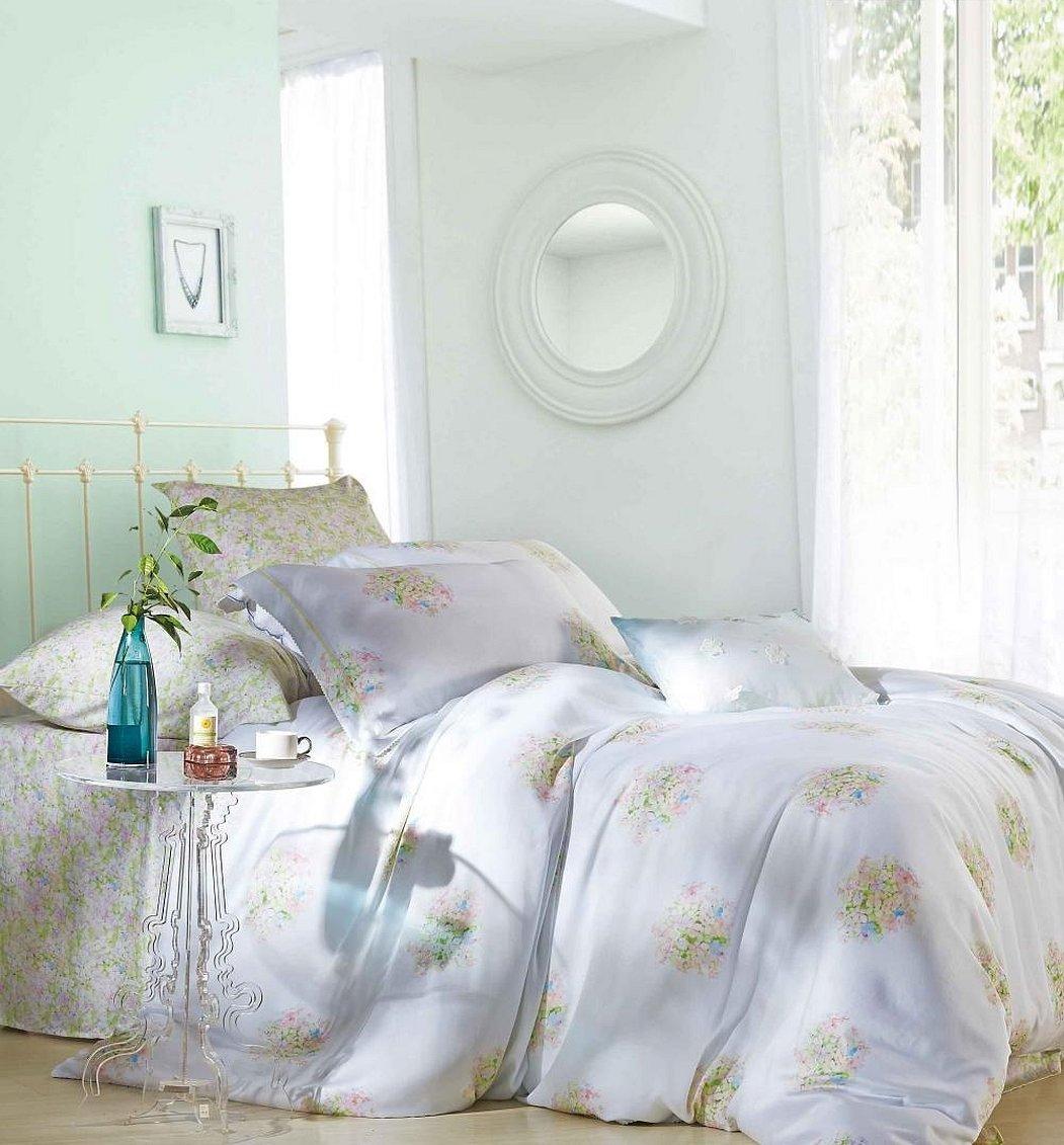 Комплект постельного белья asabella тенсел
