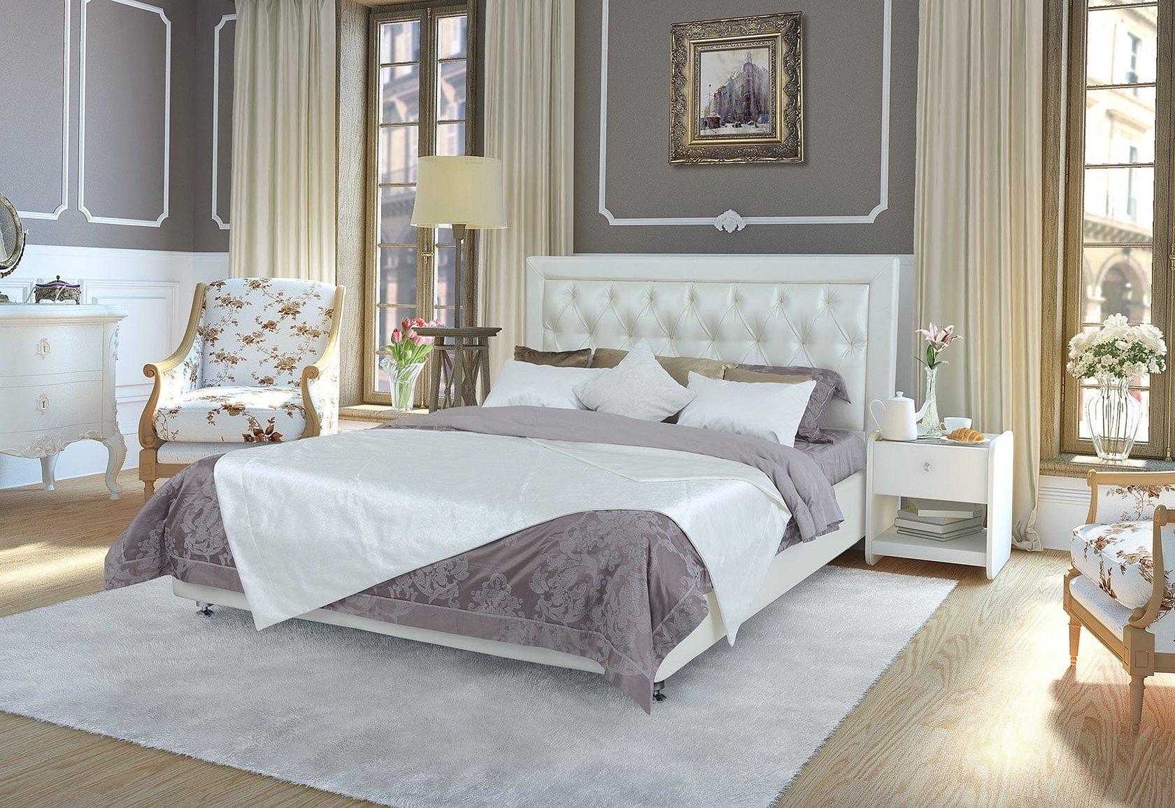 Спальня в стиле аскона