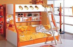 Двухъярусная кровать: два вопроса — одно решение! Какие бывают кровати для двоих детей? Двухэтажные детские кроватки: двухъярусные, выдвижные, трансформер, кровать с диваном - что выбрать?