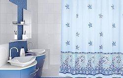 Как установить кронштейн для занавески в ванной комнате?