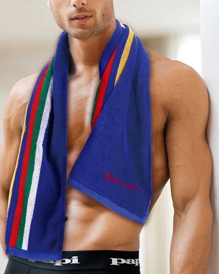 Полотенце мужское для тренировок