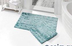 Каким должен быть коврик в ванную? Как выбрать коврик для ванной? Какой коврик в ванной лучше?