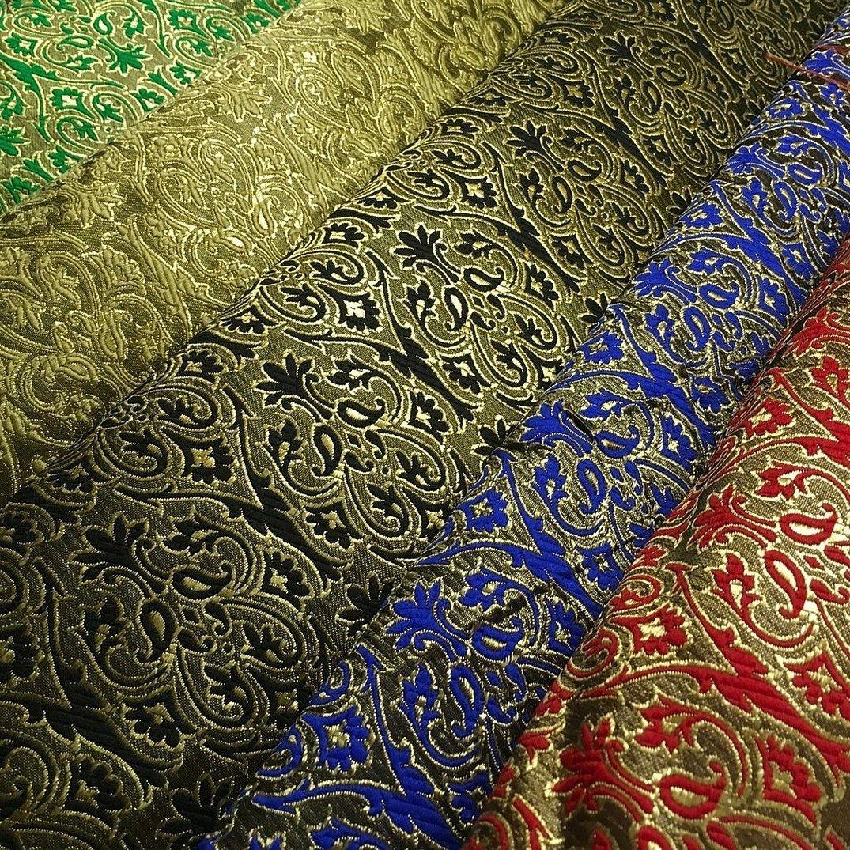 Таджикский ткани парча атлас