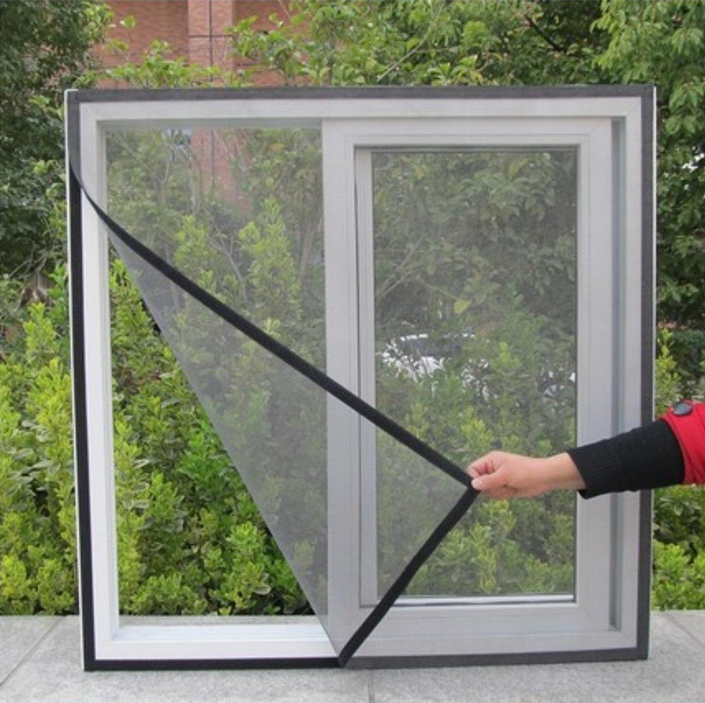 Москитная сетка на окно от комаров мух