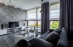 Шторы для гостиной в современном стиле: советы по дизайну