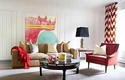 Вдохновляющие идеи для штор в гостиную