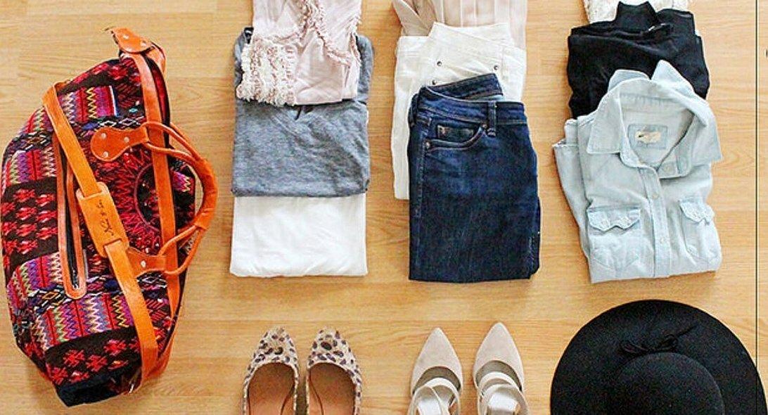 Что взять с собой на море из одежды
