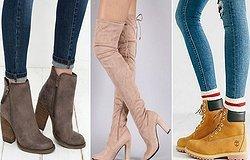 Главные тренды обуви осень-зима